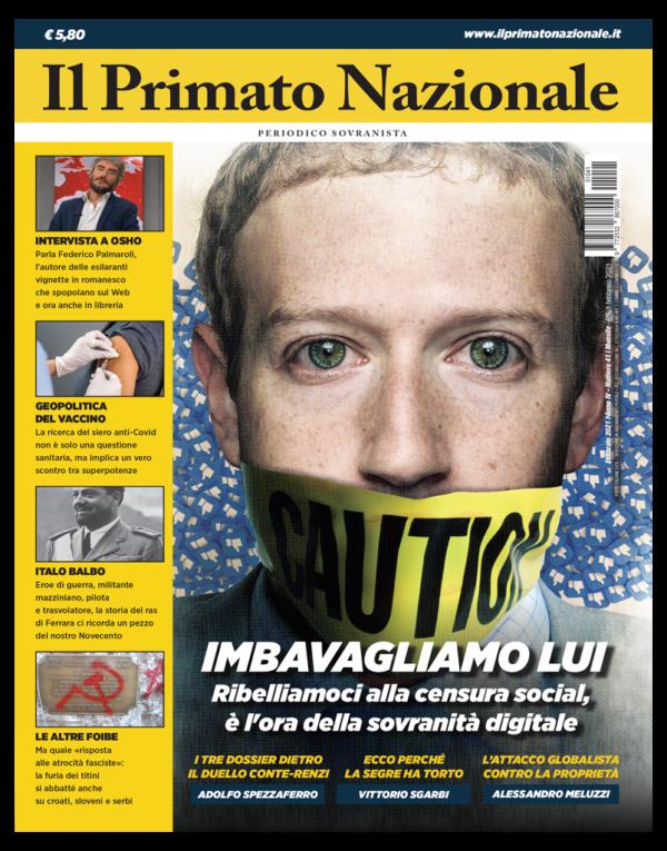 copertina FEBBRAIO 2021